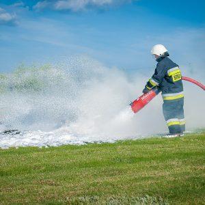 Prevención, Control y Extinción de Incendios